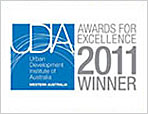 2011 UDIA Awards logo
