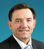 Photo of Hon. Peter Tinley MLA