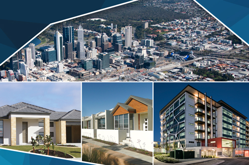 Housing in Perth