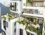 Vibrant new apartment development in the heart of Perth