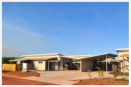 NGO Housing in the Pilbara