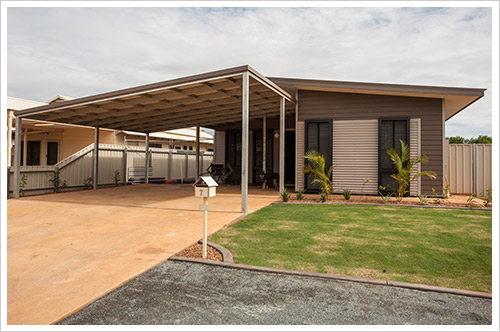 South Hedland houses