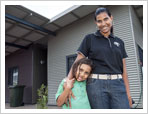 Housing programme helps Aboriginal people break welfare cycle